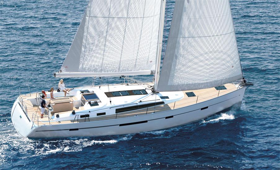 Яхта Bavaria Cruiser 56