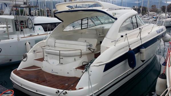 Bavaria 42 Sport — Продажа моторной яхты