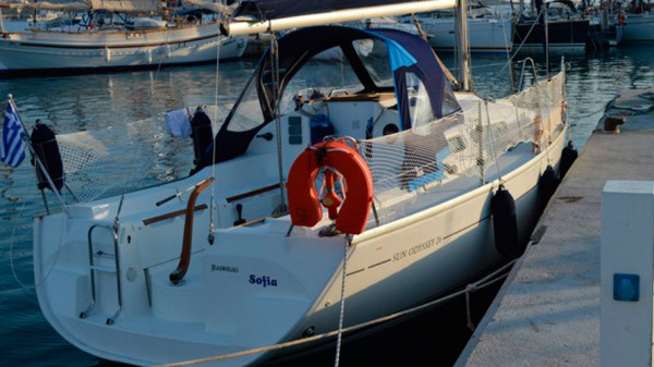 Jeanneau Sun Odyssey 26 - Продажа парусной яхты