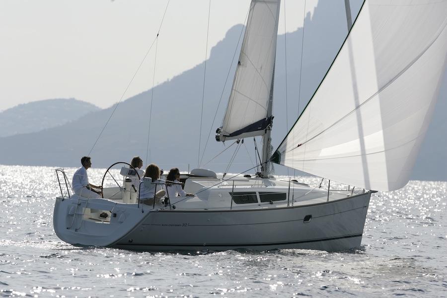 Sun Odyssey 32 - Аренда яхты