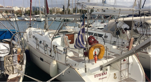 Beneteau, Oceanis-423 — Продажа яхты