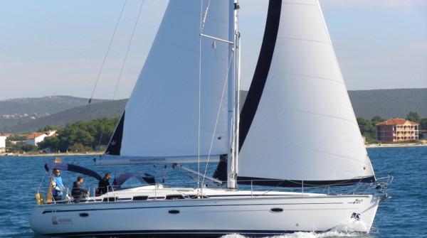 Яхта BAVARIA-47 Ocean — Продажа яхты
